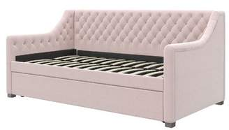 Little Seeds Ambrosia Upholstered Daybed with Trundle