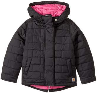 Carhartt Kids CG Puffer Jacket Girl's Coat