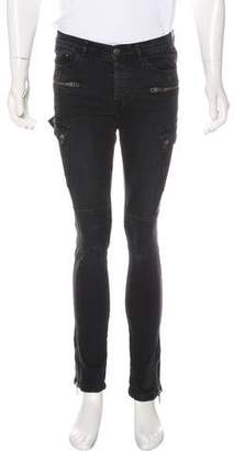 The Kooples Utility Skinny Jeans