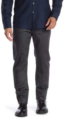 John Varvatos Skinny Fit Coated Jeans