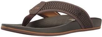 Skechers USA Men's Pelem Emiro Flat Sandal