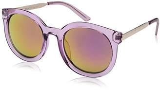 A. J. Morgan A.J. Morgan Women's Cat Du Rectangular Sunglasses