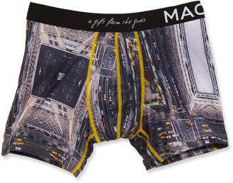 Maceoo Men's City Streets Printed Boxer Briefs
