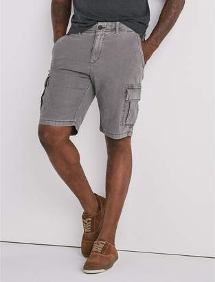 Lucky Brand Stretch Sateen Cargo Short