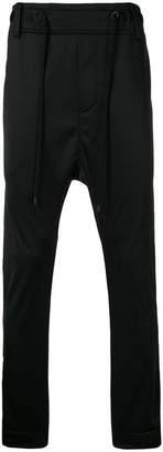 Di Liborio drop-crotch trousers