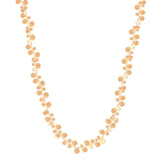Lily Flo Jewellery - Stardust Cluster Of Stars Necklace In Rose Gold