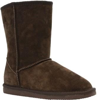 "Lamo Women's Suede Boots - Classic 9"""