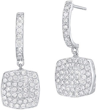 Alor Classique 18K 0.86 Ct. Tw. Diamond Drop Earrings