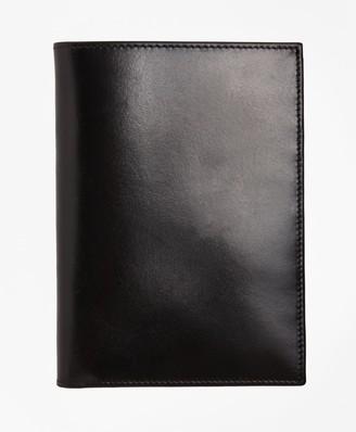 Brooks Brothers French Calfskin Passport Case