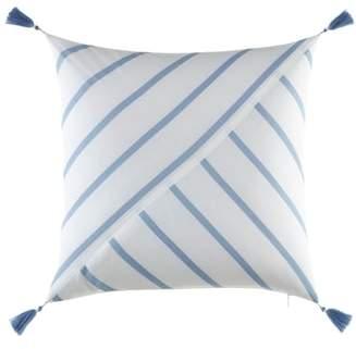 Nautica Norwich Tassel Accent Pillow
