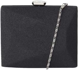 Kaleidoscope Shimmer Box Clutch Bag