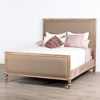 Wildon Home Wilhelmina Queen Upholstered Platform Bed