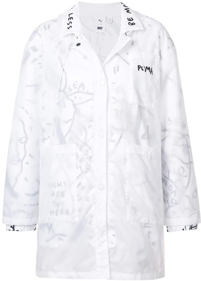 Puma Shantell Martin jacket