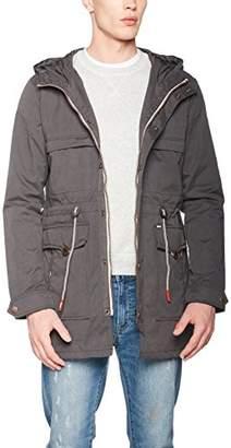 Khujo Men's TELES Flowing Polyester Jacket,Large