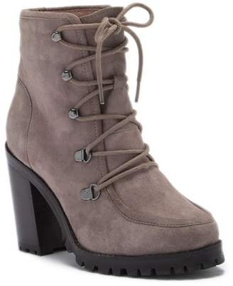 Seychelles Theater Lace-Up Bootie