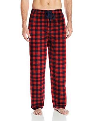 Izod Men's Advantage Sleepwear Silky Fleece Pajama Pants
