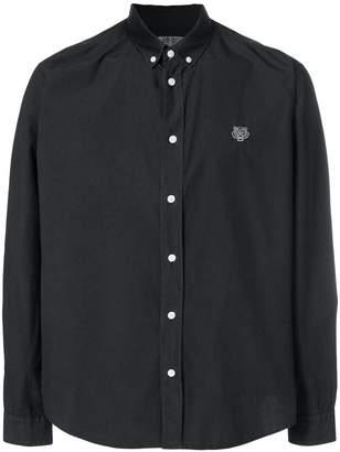 Kenzo Mini Tiger button down shirt