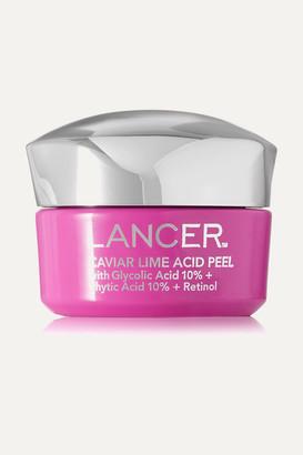 Lancer Caviar Lime Acid Peel, 50ml - Colorless