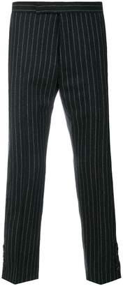 Thom Browne Chalk Stripe Slim Fit Trouser