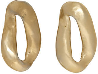 Marni Gold Chain Earrings
