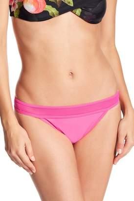Ted Baker Mesh Panel Bikini Bottom