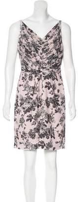 O'2nd Pleated Mini Dress