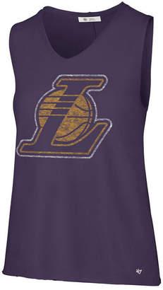 '47 Women Los Angeles Lakers Letter Tank