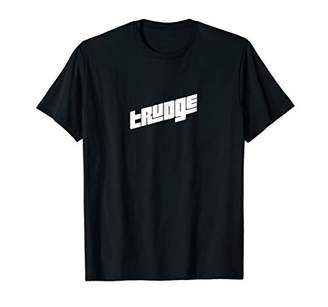 Trudge T-shirt - 12 Step Tee - Alcoholic In Recovery Shirt