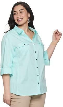 779719885e369a Women s Croft   Barrow® Roll-tab Shirt - ShopStyle