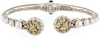 Konstantino Hestia Pearl Bangle Bracelet