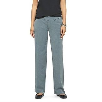 Women's Bi-Stretch Twill Trouser Pant Modern Fit - Merona $27.99 thestylecure.com