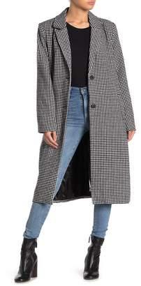 Sebby Long Reefer Coat