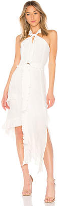 Derek Lam 10 Crosby Halter Dress