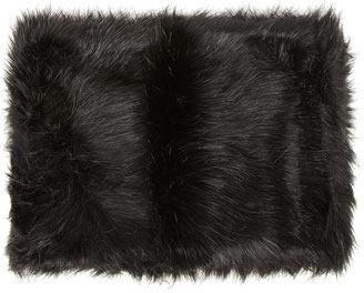 Dorothy Perkins Black faux fur snood