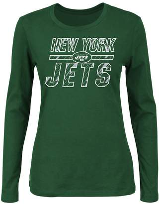 Majestic Plus Size New York Jets Favorite Team Tee