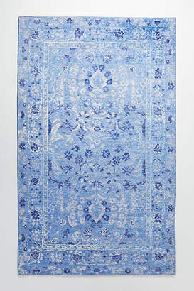 Anthropologie Hand-Knotted Talia Rug