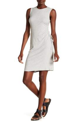 Theory Rimaeya Side Ruched Dress