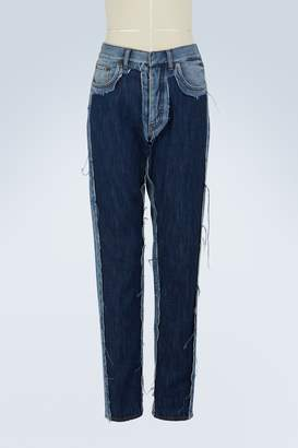 Maison Margiela Deconstructed jeans