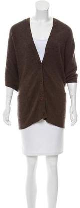 Magaschoni Hooded Cashmere Poncho
