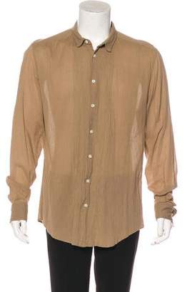 Dolce & Gabbana Vertical Textured Shirt