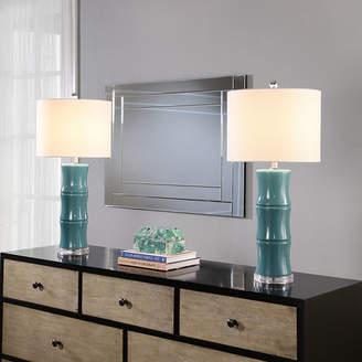Asstd National Brand Malaysia Ceramic Table Lamp Set Of 2