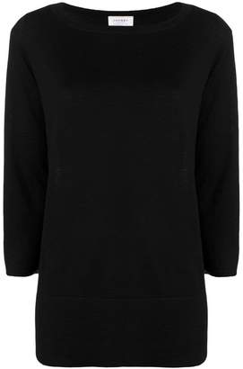 Snobby Sheep cropped sleeve top