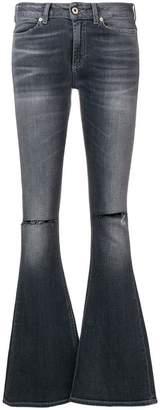 Dondup bell bottom jeans