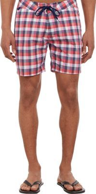 Sundek Check Board Shorts
