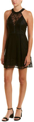 BCBGeneration Lace A-Line Dress