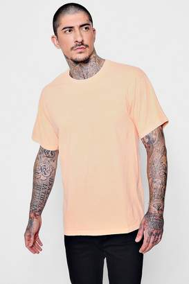 boohoo Loose Fit Washed T-Shirt
