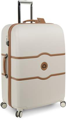Delsey Chatelet Plus 28-Inch Spinner Trolley Luggage