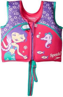 Speedo Printed Neoprene Swim Vest Outdoor Sports Equipment