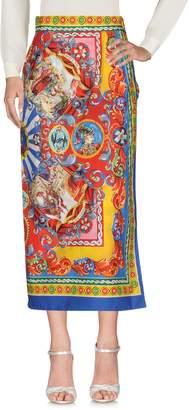 Dolce & Gabbana Long skirts - Item 35351368AS