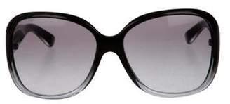 Prada Oversize Ombré Sunglasses